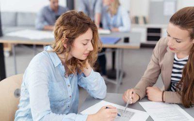 Studieloopbaanbegeleiding als spil van de opleiding